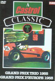 Grand Prix Trio '55/Europe '58 - (Import DVD)