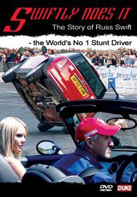 Swiftly Does It-Russ Swift - (Import DVD)
