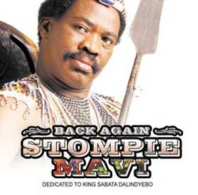 Stompie - Back Again (CD)