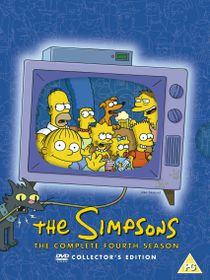 Simpsons - Season 4 - (Import DVD)