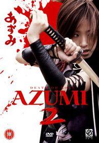 Azumi 2 - Death Or Love (Import DVD)