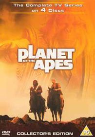 Planet of the Apes - TV Series (Import DVD)