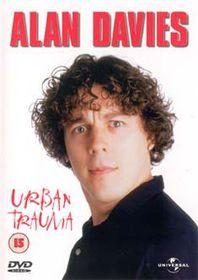 Alan Davies - Urban Trauma - (Import DVD)