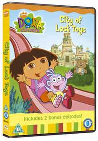 Dora the Explorer-Lost Toys - (Import DVD)