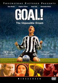 Goal! - (DVD)