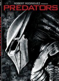 Predators (2010)(DVD)