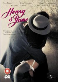 Henry and June (Import DVD)