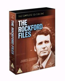 The Rockford Files -Season 1 (Import DVD)