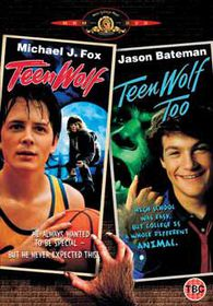 Teen Wolf & Teen Wolf Too - (Import DVD)