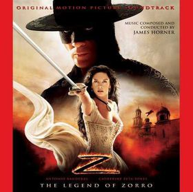 Soundtrack - Legend Of Zorro (CD)