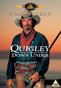 Quigley Down Under (Import DVD)