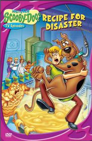 What's New Scooby-Doo? Recipe For Disaster - (DVD)