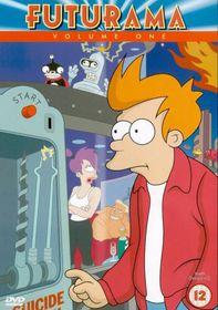 Futurama - Season 1 (Import DVD)