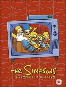 Simpsons - Series 5 - (Import DVD)