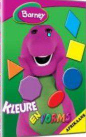 Barney: Kleure en Vorms (DVD)