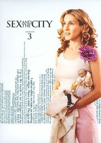 Sex and the City:Comp Ssn3 - (Region 1 Import DVD)