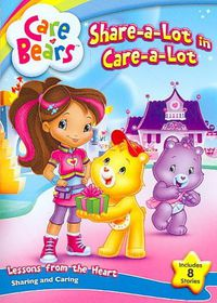 Care Bears:Share a Lost in Care a Lot - (Region 1 Import DVD)