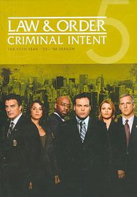 Law & Order:Criminal Intent Season 5 - (Region 1 Import DVD)