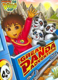 Go Diego Go:Great Panda Adventure - (Region 1 Import DVD)