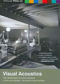 Visual Acoustics:Modernism of Julius - (Region 1 Import DVD)