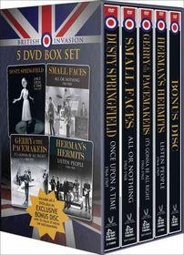 British Invasion Box Set - (Region 1 Import DVD)