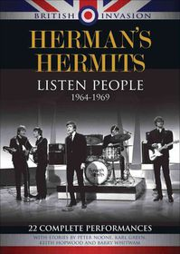Herman's Hermits:Listen People (1964- - (Region 1 Import DVD)