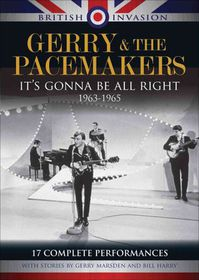 Gerry & the Pacemakers:It's Gonna Be - (Region 1 Import DVD)