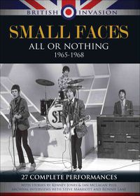 Small Faces:All or Nothing (1965-1968 - (Region 1 Import DVD)