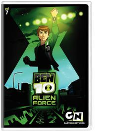 Ben 10 Alien Force:V7 - (Region 1 Import DVD)