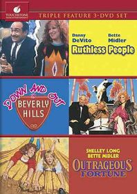 Ruthless People/Down and out in Bever - (Region 1 Import DVD)