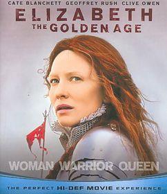 Elizabeth:Golden Age - (Region A Import Blu-ray Disc)