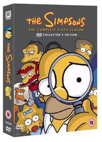 Simpsons - Series 6 - (Import DVD)