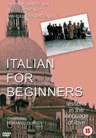 Italian For Beginners - (Import DVD)