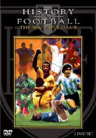 History Of Football Box Set - (parallel import)