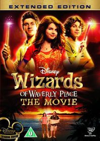 Wizards of Waverly Place - The Movie - (Import DVD)