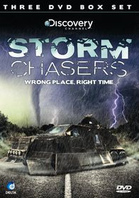 Storm Chasers - (Import DVD)