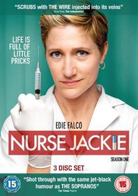 Nurse Jackie - Season 1 - (Import DVD)