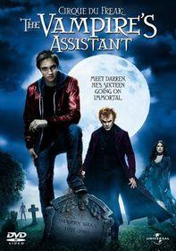 Cirque Du Freak: The Vampire's Assistant - (Import DVD)