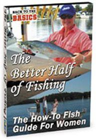 Better Half Of Fishing - How To Guide For Women - (Import DVD)