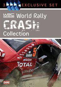 WRC Crash Collection - (Import DVD)
