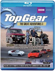 Top Gear: The Great Adventures - Vol. 3 - (Import Blu-ray Disc)
