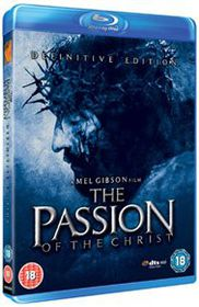 Passion of the Christ (Definitive Edition) - (Import Blu-ray Disc)