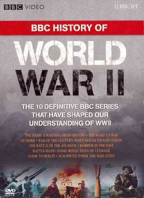 BBC History of World War II - (Region 1 Import DVD)