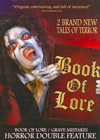 Book of Lore/Grave Mistakes - (Region 1 Import DVD)