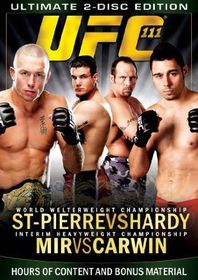 UFC 111 - (Region 1 Import DVD)
