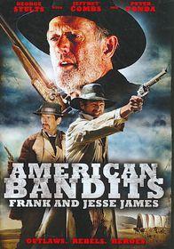 American Bandits:Frank and Jesse Jame - (Region 1 Import DVD)