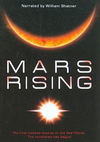Mars Rising - (Region 1 Import DVD)