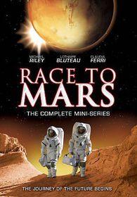 Race to Mars - (Region 1 Import DVD)