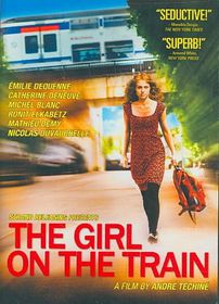 Girl on the Train - (Region 1 Import DVD)