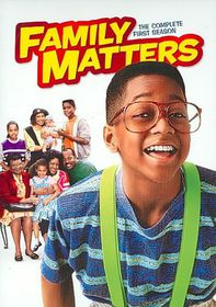 Family Matters: Season 1 - (Region 1 Import DVD)